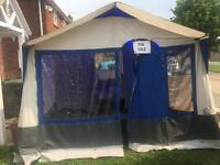 Conway Clipper Trailer Tent