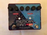 Electro-Harmonix Deluxe Memory Man 1100TT