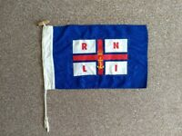 R N L I Flag