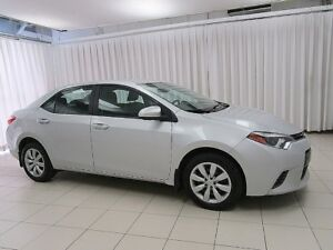 2016 Toyota Corolla DEAL! DEAL! DEAL! LE SEDAN w/ BACKUP CAM, TO