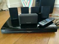 Panasonic Blu Ray Surround Sound I-phone Docking Station