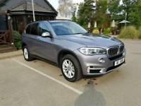 BMW X5 3.0 Diesel Metalic with black Dakota leather. REDUCED. MUST BE SEEN