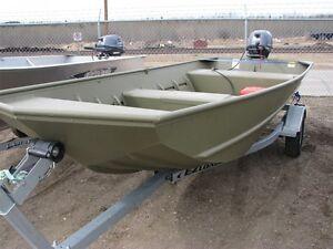 2014 lund boat co 16 RVT BIG JON