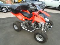 ACCESS SP 250 QUAD BIKE,,,ONLY 170 MILES FROM NEW...