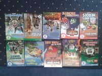Children's learn to read books job lot