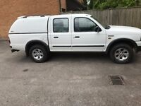 Ford Ranger 2005 Twin Cab Pickup