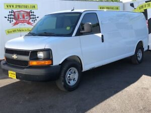2013 Chevrolet Express Cargo. Automatic, Divider