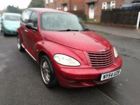CHRYSLER PT CRUISE LIMITED CRD SOLD FOR SPARES OR REPAIRS