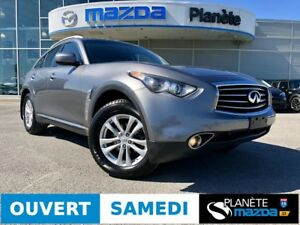 2012 INFINITI FX35 AWD CUIR HITCH TOIT MAGS