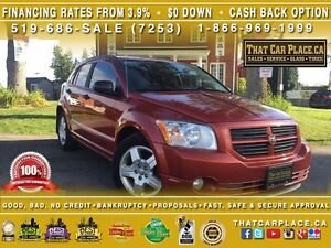 2008 Dodge Caliber SXT-$30/Wk-Priced To Sell-Pwr Drs/Wdws/Mrrs-C
