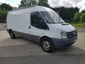 Transit T350 2010 long MOT good workhorse