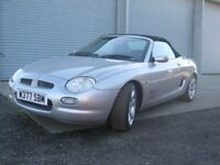 MGF 1.8 VVC. 64,000 MILES. 12 MONTHS MOT.