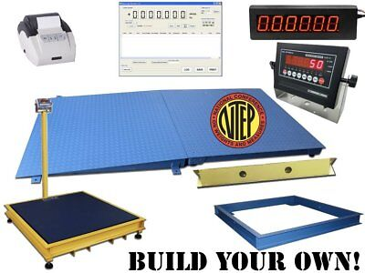 Op-916 Ntep Scale Build Your Own Certified Legal For Trade 1000 Lb X .2 Lb