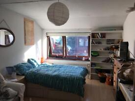 Large double room to rent with sofa