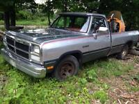 1993 dodge ram parting out