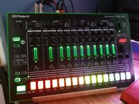 Roland TR-8 drum machine (boxed including 7x7 expansion)