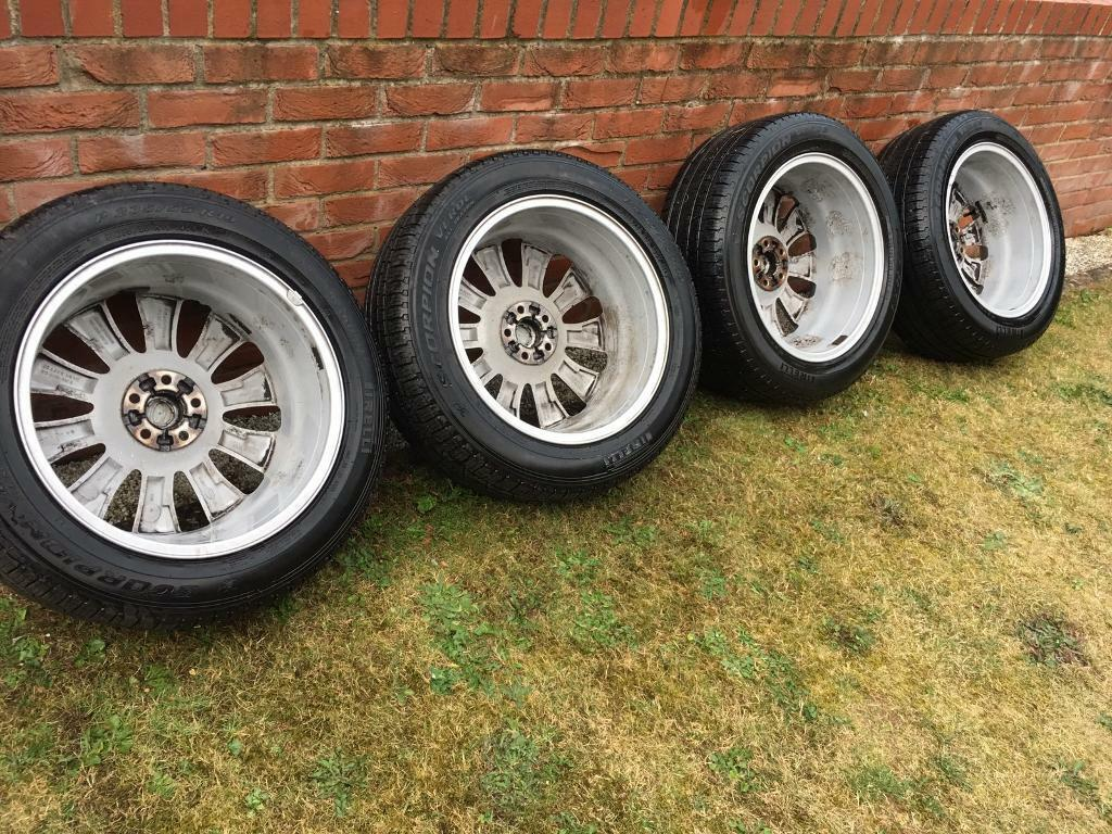 Range Rover Evoque Alloy Wheels 5x108 19x8 | in Mattishall, Norfolk |  Gumtree
