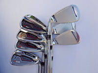 New Taylormade RSi irons set 5 to PW (Free New Taylormade Burner Balls)