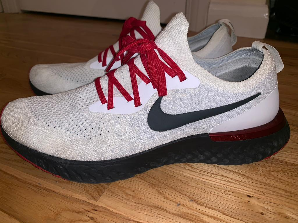 6975010574e7c Nike iD Epic React Flyknit uk 10.5