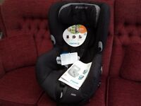 Maxi-Cosi Axiss Group 1 Swivel Car Seat - Black Crystals 2016 model NEW WITH TAGS