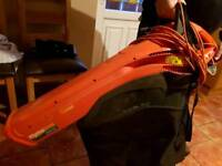 Flymo garden blower 2700W (gd condition)