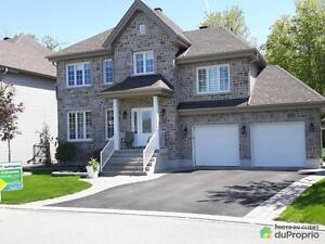 550 000$ - Maison 2 étages à vendre à Gatineau