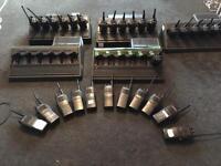 Gp340 radios ( walkie talkies )
