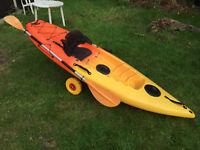 Single seater kayak