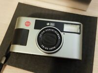Beautiful Leica C3 with Vario-Elmar 28-80 Aspherical 35mm Film Camera Boxed collectable pre digital