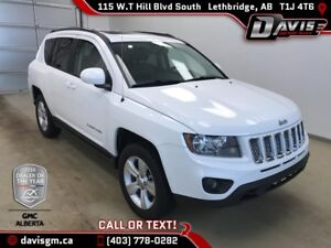 Used 2014 Jeep Compass Sport-Sunroof, Back up Camera