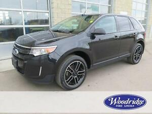 2013 Ford Edge SEL 3.5L V6, AWD, LEATHER, SUNROOF