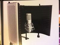 Portable Vocal Booth Pro