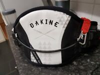 DAKINE Kite surf waist harness (F) with leash