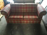 **GREAT QUALITY TWO SEATER SOFA**