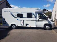 Motorhome Bailey Approach Advance 640, 66 Registration, 4 Berth, Low Profile Coach Build