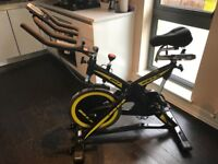 BH Fitness SB1.8 Indoor Cycle, Excellent Condition, £50 or best price