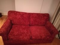 Sofa for sell, Red and cozy. 35£