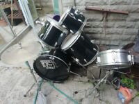 Bits n pieces drum kit