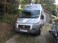 FIAT DUCATO 40 MAXI XLWB XH One owner from new, high payload van, ideal for camper.