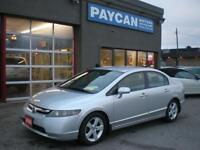 2006 HONDA CIVIC EX | LOADED | LOCAL TRADE | GAS SAVER