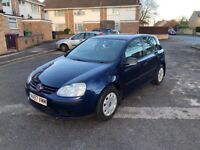 2008 VW GOLF 2.0 SDI MOT. 01/2019 FULL SERVICE HISTORY