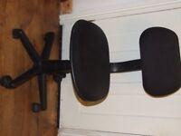 office swiel chair mint conditin