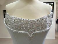 STUNNING ELENI BRIDAL DRESS NEW
