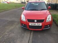 Very clean Suzuki swift sport