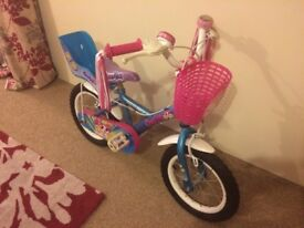 "Girls Apollo 14"" bike."