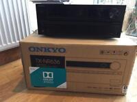 Onkyo TX-NR636 7.2 Channel 240 watt AV Reciever
