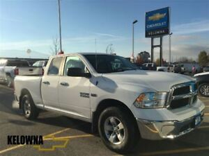 2014 Ram 1500 SLT   Heated Mirrors   Uconnect   Chrome Bumpers