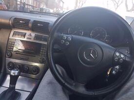 Mercedes c200 kommpreser open to offers