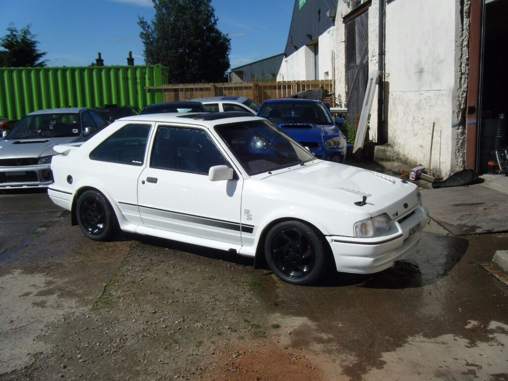ford escort rs turbo s2 huge spec 1 8 zvh quaife lsd box mint shell easy project no offers in. Black Bedroom Furniture Sets. Home Design Ideas