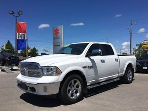 2015 Ram 1500 Laramie Eco Diesel ~ Nav ~Roof ~Backup Camera